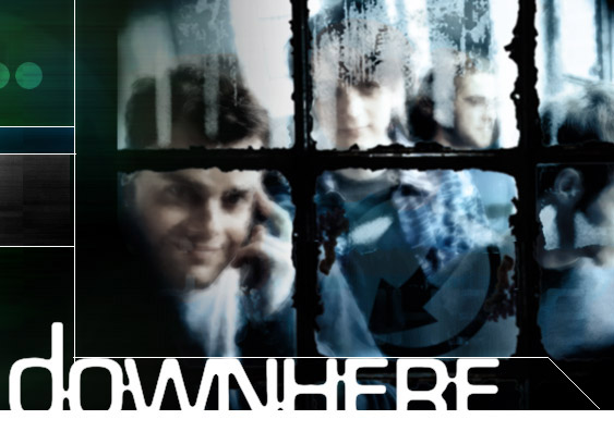 Downhere Website