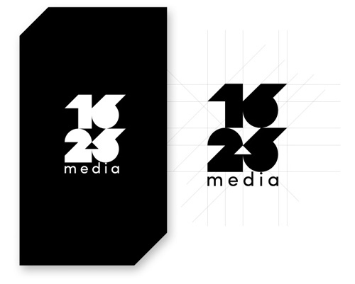 1625 Media Business Cards